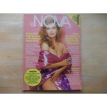 Revista Nova - Nº 2 - 1989 - Capa Com Maitê Proença