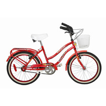 Bicicleta Playera Full Rodado 20 Dama