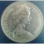 Moneda De 10 Peniques De Inglaterra