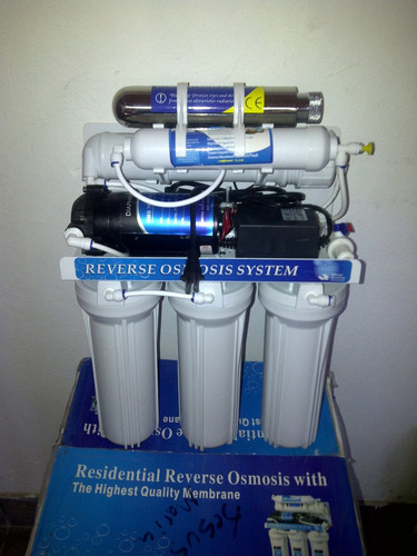 Filtro de osmosis inversa 6 etapas 100g tiene bomba - Filtro de osmosis inversa ...