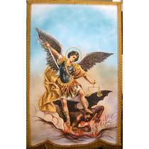 San Miguel Arcangel Estandarte