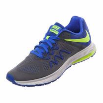 Tenis Deportivo Para Caballero Nike Zoom Winflo 3 Ae9352