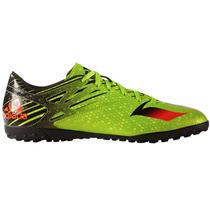 Zapatos Futbol Soccer Messi 15.4 Para Niño Adidas S74693