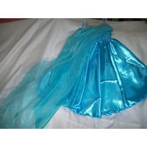 Frozen Nueva Princesa Disney.elsa, En Disfraz De Ensueño