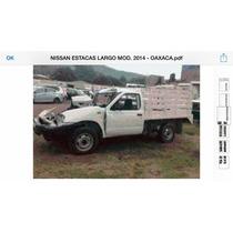 Nissan Np 300 2014, 2013, 2012 Por Partes Piezas
