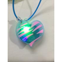 Collar Luminoso Para Niños Regalo Fiestas Temáticas