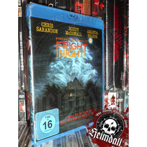 Bluray Fright Night La Hora Del Espanto Español Latino Vamp
