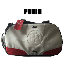 Mochila Puma Bmw Deportiva Gym Unisex