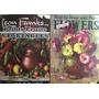 Cómo Dibujar Pintar Flores Frutas Walter Foster León Franks