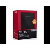 Disco Externo Portatil Hitachi Touro 1tb 3.0 - Cibernek
