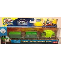 Thomas And Friends Gator Mysterious Cargo Take-n-play Metal
