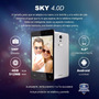 Celular Sky 4.0 D Liberado Desbloqueado 1 Año De Garantia