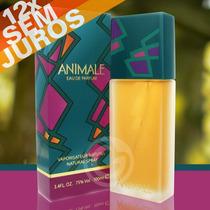 Perfume Animale Feminino 100ml Edp Woman Original E Lacrado