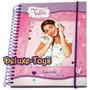 Agenda Violetta - Original - Licencia Disney - Novo!!!