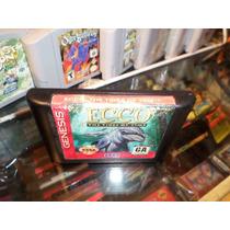 Ecco Dolphin The Tides Of Time Sega Genesis Cartucho