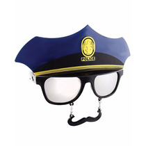 Disfraz De Policia - Lentes