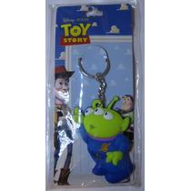 Llavero Marcianito, Alien, Little Green Men Toy Story Fn4