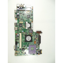 Placa Mãe Motherboard Notebook Cce Win Rle225m Defeito
