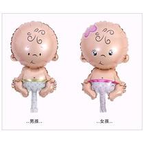 15 Globo Para Baby Shower Para Centros De Mesa Niña Y Niño