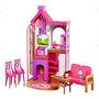 Juguete Barbie Acampada Set De Juego, Totalmente Amueblado
