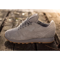 Zapatos Reebok Originales Modelos Cl Leather Gama Clasico