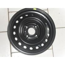 Roda Nissan Livina Aro 15 De Ferro Valor 130,00 Nova