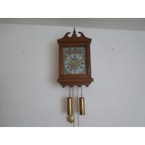 Reloj Mecánico De Origen Holandes, Maquinaria Alemana