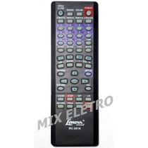 Controle Remoto Para Dvd Player Lenoxx Sound Rc-201a