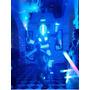 Show Robot Led Cumples De 15, Infantiles, Egresados, P. Co2
