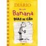 Livro Diário De Um Banana Vol 4. Dias De Cão