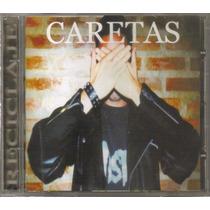 Caretas - Reciclaje ( Punk Rock De Venezuela ) Cd Rock