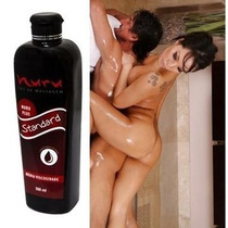 Lubrificante Sexual Gel Nuru Massagem Standart 500ml Óleo (o