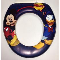Adaptador Redutor Assento Vaso Sanitário Infantil Mickey