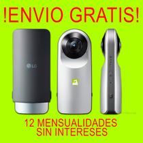 Lg Camara 360 Lg-r105 Video 2k Envío Gratis!