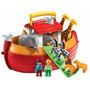 Valija Arca De Noe Con Muñecos Y Animales Playmobil 123 6765