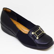 Sapato Feminino Firezzi Ortopedico Conforto 173072