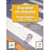 Livro Español En Marcha A1 + A2 Livro Do Aluno Pdf Digital