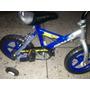 Bicicleta Montañera Rin 12 Para Niños Y Niñas