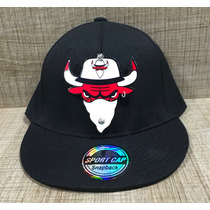 Gorras Bulls Dope Homies Muiska Oklahoma City