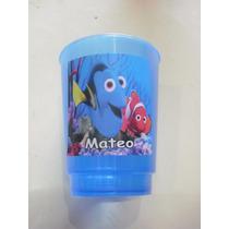 Vasos Plasticos Personalizados Buscando A Dory Nemo 10u