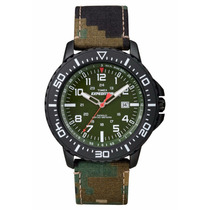 Reloj Timex Expedition Uplander Camo Militar Con Envío Entre