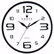 Reloj De Pared Marca Haste Mod. 100516327