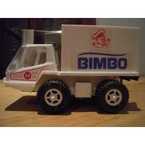 Camion Bimbo, Chapa,matriceria Gorgo, Nuevo,en Caja,15cm