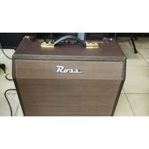Amplificador Para Acusticas,voces, Teclado, Ross Ac25