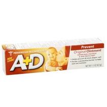 Pomada Assaduras A+d Ointment Prevent Bisnaga 113g Original