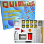 Juego Quimica Real Magistral 39 Experimentos Casa Valente