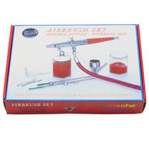 Aerografo Paasche Vl Set - Doble Accion - Hecho En Usa