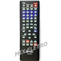 Controle Remoto Para Dvd Player Lenoxx Sound Rc-202