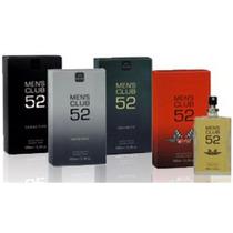 Kit Coleção Perfumes Linha Men