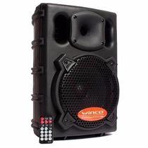 Bafle Parlante Winco 25cm Usb Sd Potencia 500w Bluetooth!!
